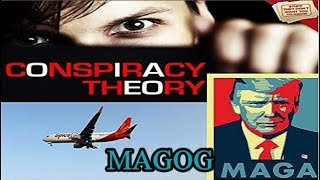 MAGOG - The Mystery of Boeing 737 plane crashes (Skull & Bones) Sacrifice Rituals!