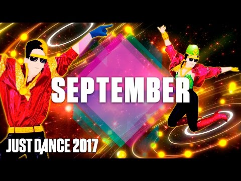 Just Dance 2017: September by Equinox Stars - Official Track Gameplay [US]