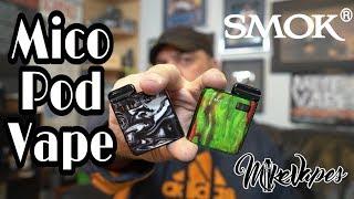 Smok Mico Pod Vape Kit Review