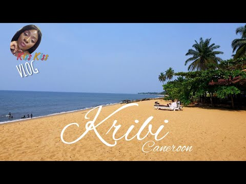 TO KRIBI (Cameroon) WITH ME   VLOG   Priscille Polla