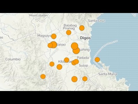 Powerful Earthquake And Swarm Hits Philippines, Yellowstone Hit by M3.8 Quake