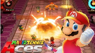 mario tennis aces trailer