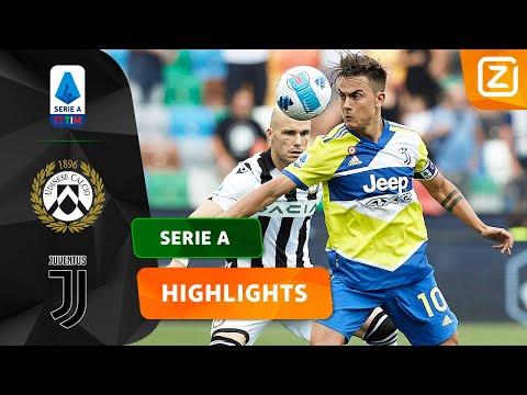 WAT EEN KRANKZINNIG DUEL! 😯   Udinese vs Juventus   Serie A 2021/22   Samenvatti