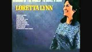 Loretta Lynn-Lonesome For Trouble Tonight