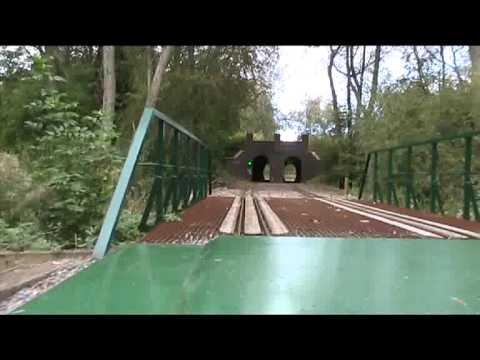 Echills Wood Cab Ride on the long circuit