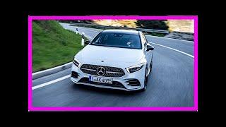Mercedes-Benz A-Class A180d AMG Line 2018 review
