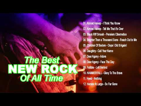 The Best Of New Rock Songs 2020 New Rock Songs 2020 Youtube