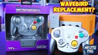 Are There Any Good WaveBird Replacements For The Nintendo GameCube? WaveDash TTX Review