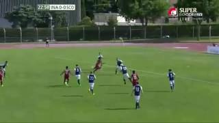 Gol Timnas U19 vs skotlandia