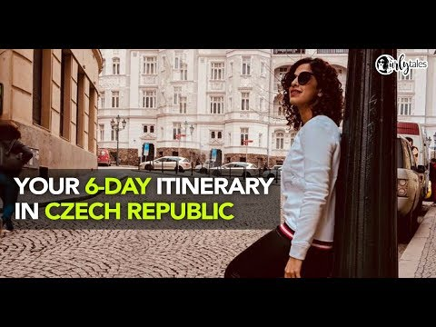 Your 6 Day Itinerary To Czech Republic Is Here | Curly Tales