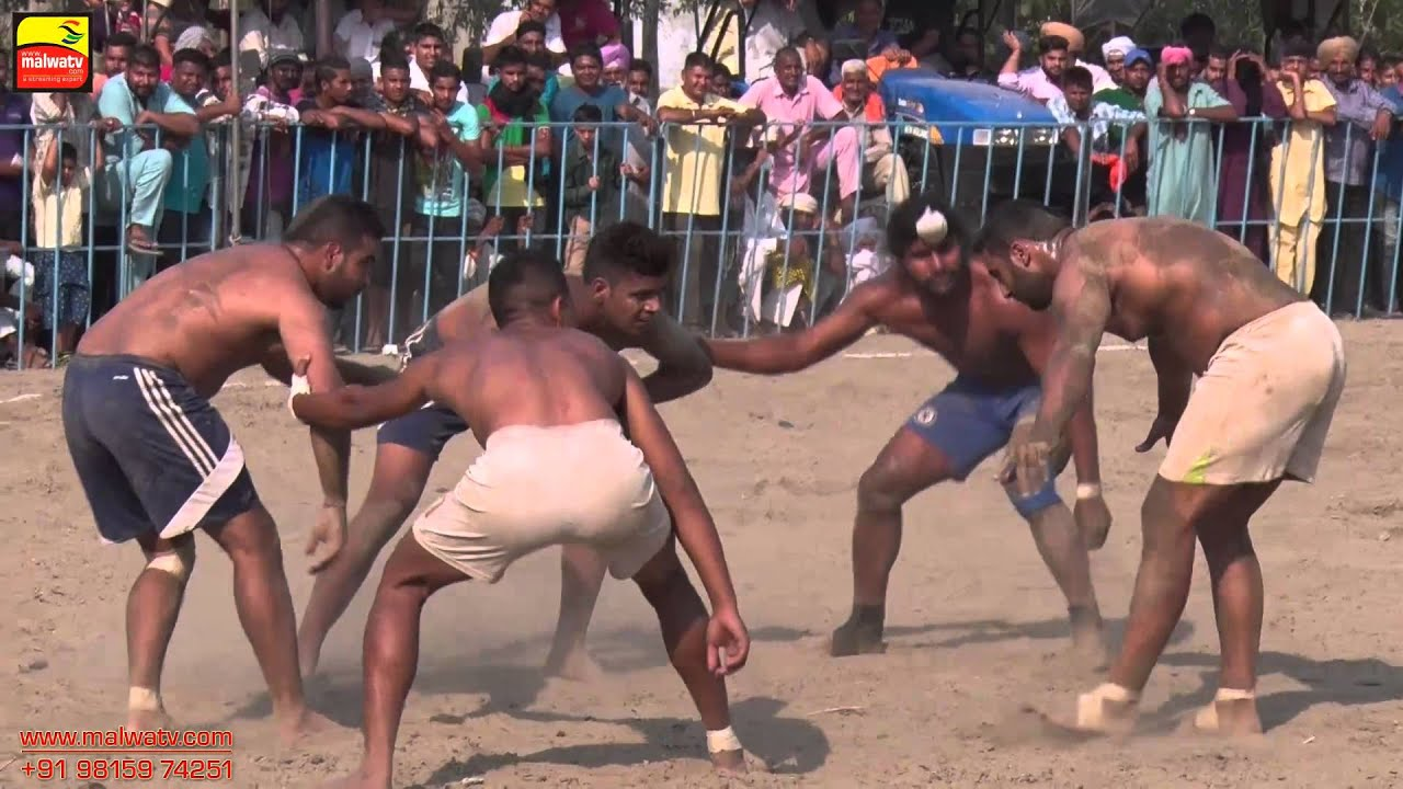 SHAMCHURASI (Hoshiarpur) !! KABADDI TOURNAMENT-2015 !! OPEN !! HD !! Part 3rd.