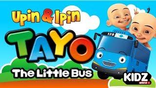 Hey Tayo Versi Upin Ipin Episode Bernyanyi Dangdut Koplo bersama Tayo