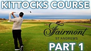 Kittocks Course - St Andrews Fairmont - Part 1 - vs Rick Shiels