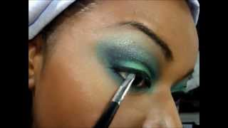 teal and envy (loreal hip duos and pigments series 1) Thumbnail
