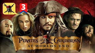 Pirates of The Caribbean 3 Explained in Hindi | Pirates of the Caribbean At World's End Explained