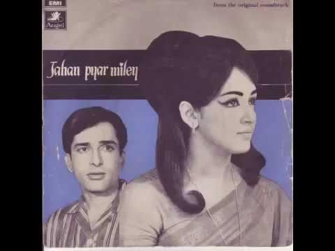 shankar-jaikishan-jahan-pyar-miley-1970-hindustanivinyl