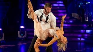 Ben Cohen & Kristina dance the Rumba to