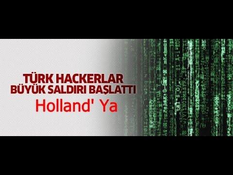 Hacked Holland Siber Saldırıya Yenik Düştü By_TRASKER - ErkanBeyy