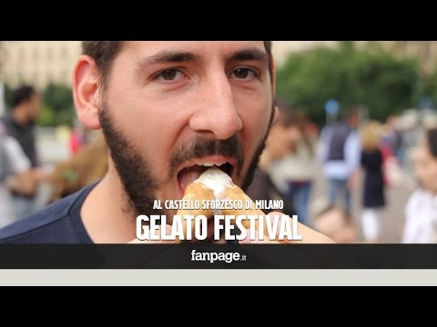 Gelato festival: 10 giorni di golosità al castello sforzesco di Milano