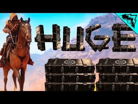 BIGGEST BATTLEPACK OPENING EVER - Battlefield 1 Battlepacks and Scraps (Superior Battlepacks)