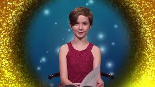 WHRO's 2019 PBS KIDS Writers Contest Madeline Massie