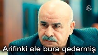 Arifinki elə bura qədərmiş  (Ögey ana filmindən fraqment)