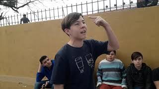 COLO vs LUCHO - Compe de rap n°14 / DTM Freestyle