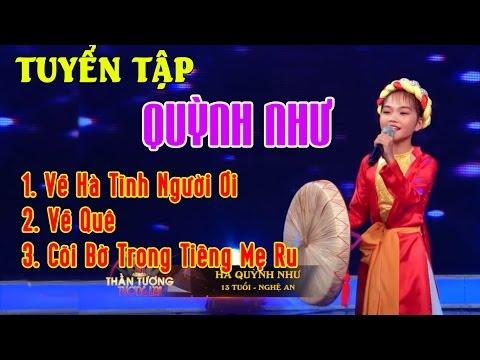Hà Quỳnh Như - Tuyển tập những ca khúc chuyên nghiệp nhất, hay nhất