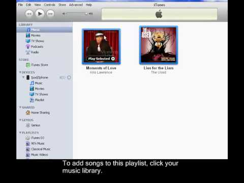 how to add playlist to iphone how to create a playlist on ipod or iphone 18561