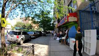 ⁴ᴷ⁶⁰ Walking NYC (Narrated) : Hunts Point, Bronx (Auto Repair and Food Distributor Center of NYC)