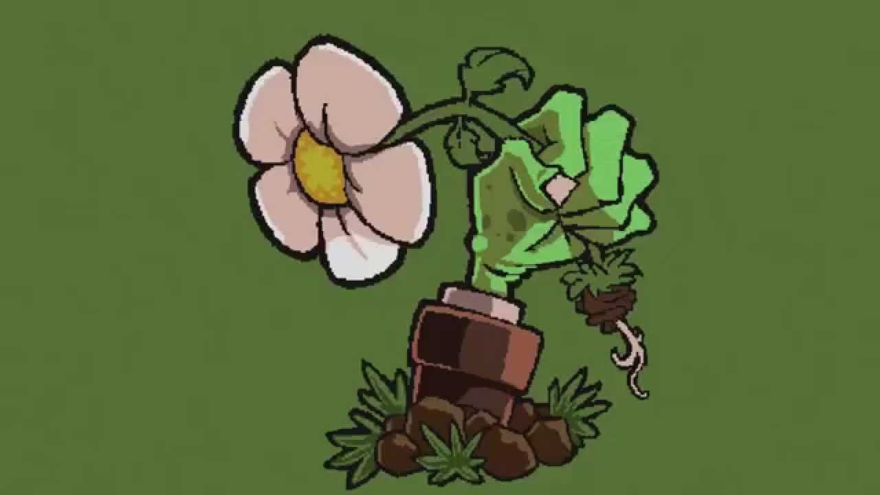 Plants Vs Zombies Pixel Art
