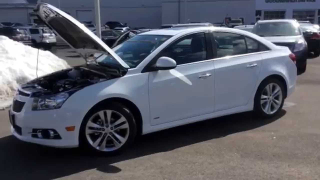 Cruze chevy cruze 2lt : New 2014 Chevrolet Cruze 2LT Walkaround | 140555 - YouTube