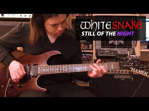 🔴 Whitesnake - Still of the Night