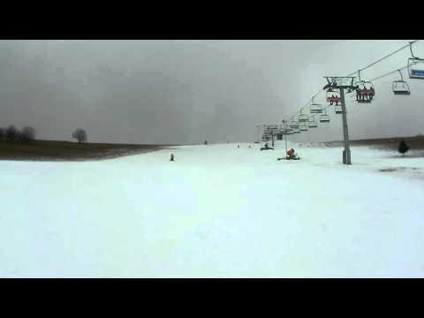 Speed skiing istebna przystal & burczynski
