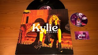 Unboxing | Kylie Minogue - Golden Super Deluxe Edition