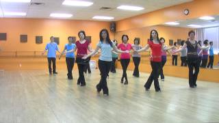Cadillac Woman - Line Dance (Dance & Teach in English & 中文)