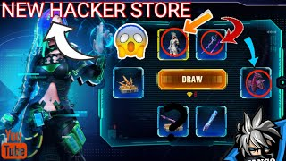10 April Free Fire New Hacker Store Review🔴 Video