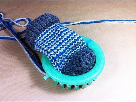 Como hacer calcetines de lana a crochet youtube - Como hacer talon de calcetines de lana ...