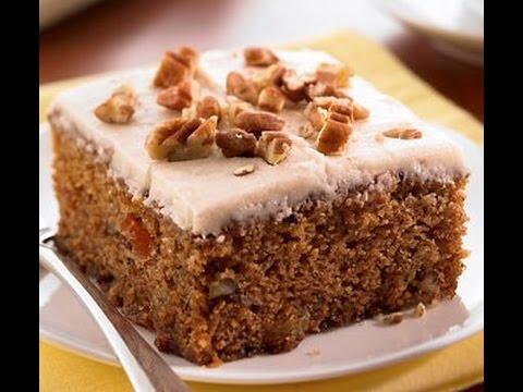 APPLESAUCE DIABETIC CAKE | EASY RECIPES | QUICK RECIPES ...