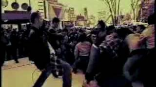 tokio riot, japanese Oi band Cobra's side project band doing the so...