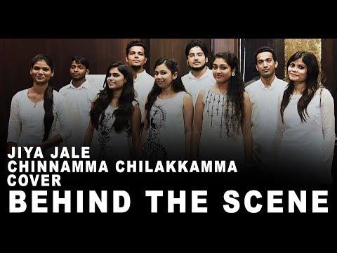 Download Behind The Scene - Jiya Jale | Chinnamma Chilakamma | Cover  | Arjit Agarwal