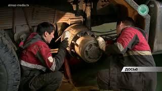 Обучение сотрудников Ленских авторемонтных мастерских