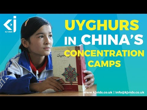 UYGHURS: Victims of 21st Century CONCENTRATION CAMPS - KJ Vids