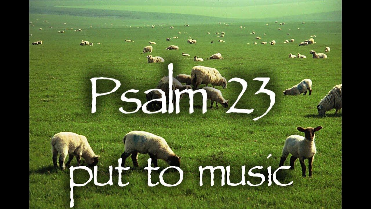MIRROR: Psalm 23: Yahweh is my Shepherd