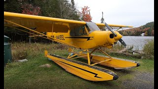 New York Adirondack Fly-In Camping