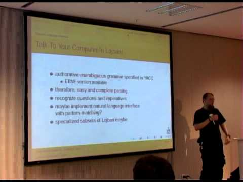22C3 - Logical Language Lojban