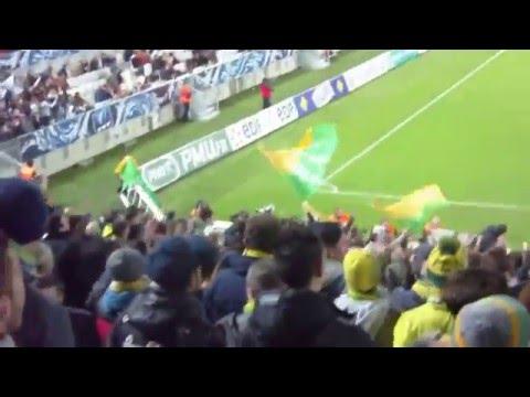 FC Girondins Bordeaux VS FC Nantes 2015/2016 [1/8 de finale coupe de france]