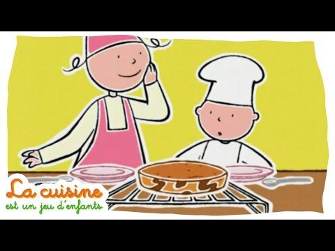 G teau marbr la cuisine est un jeu d 39 enfants youtube - La cuisine est un jeu d enfant ...