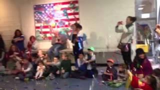 Kidseum Confetti Countdown