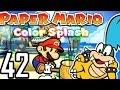 Il Vole Mon Train ! | Paper Mario Color Splash #42 video